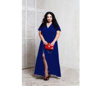 Полуприлегающие платья больших размеров для полных женщин красивые вечерние платья для полных женщин