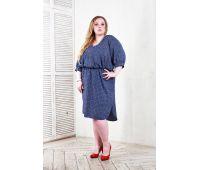 Шерстяные платья больших размеров для полных женщин прямое платье рубашка на полных
